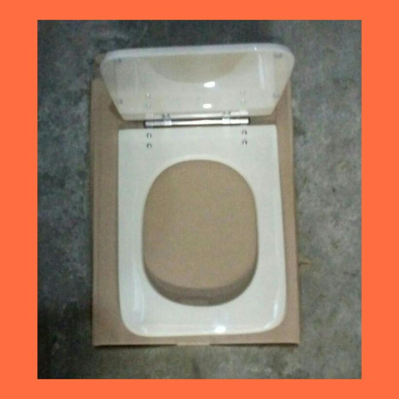 Assento incepa square vaso sanitario caixa acoplada for Laufen sanitarios